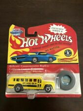 Hot Wheels Vintage Collection S'cool Bus on Card 11522