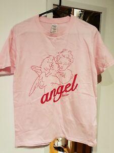 brand new womens Angel tshirt