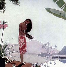 LE PARADIS DE TERRII Jean Dorsenne André Édouard Marty  L'ILLUSTRATION NOËL 1930