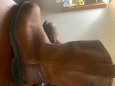 New listing boots men steal toe work boots Wolverine boots leather boots leather steel toe