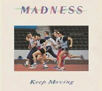 Madness - Keep Moving [CD]