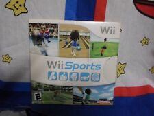Nintendo Wii - Wii Sports Game with Cardboard Sleeve