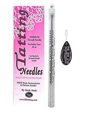 Tatting Medium Thread Needle Size 5
