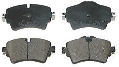 For Mini F54 F55 F56 F57 Diesel & Petrol 15-21 Front Brake Pads - 294mm Discs