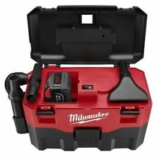 NEW MILWAUKEE 0780-20 M28 28 VOLT CORDLESS WET DRY SHOP VACUUM CLEANER TOOL NEW