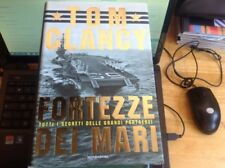 FORTEZZE DEI MARI.  Clancy Tom. 2000   Mondadori ottimo prima edizione