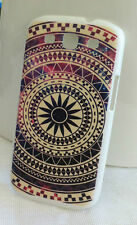 Aztec Galaxy Pattern Printed Cover Case for Samsung Galaxy S3 i9300