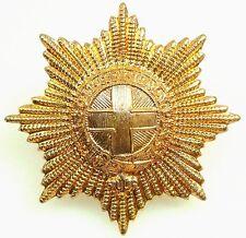 Coldstream Guards Beret Cap Badge  British MIlitary - Brass Base Metal
