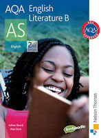 AQA English Literature B AS Second Edition: Student's Book (Aqa As Level),GOOD B