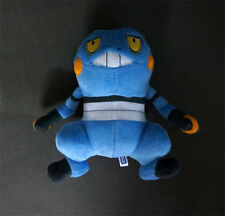 Croagunk Plush Doll Soft Toy New Pokemon TAKARA TOMY