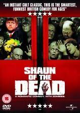 Shaun Of The Dead DVD As New & Sealed Matt Lucas, Julia Davis, Simon Pegg, Nick
