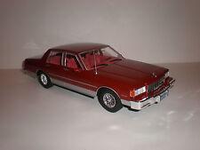 1/18 1985 Chevrolet Caprice  MCG Model Car Group / Diecast model