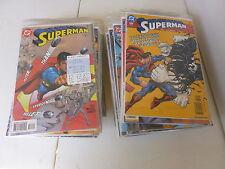 SUPERMAN  VOL.2  LOT   !!!!!!!! SEE description