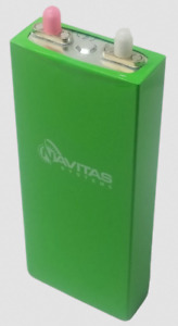 New Topband Navitas Systems Prismatic 3.2v 25Ah LiFePO4 Rechargable Battery 80Wh