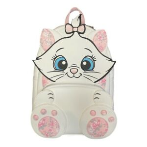 Loungefly Disney Aristocats Marie Floral Backpack New In Hand