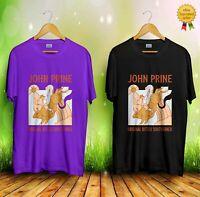 new JOHN PRINE Original Bitter Southerner T-Shirt  Size S-3XL