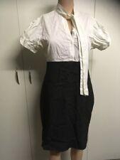 Hot Options Size 14 Career Dress