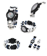 Lego Star Wars Watch Stormtrooper ClicTime Watches
