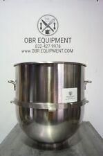 New Hobart Stainless Steel 140 Qt Mixer Bowl Fits Classic Hobart Mixer Model V14