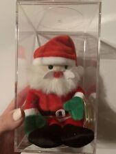 Beanie Baby Santa RETIRED ERRORS MINT