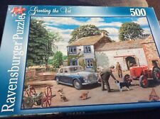 Ravensburger Jigsaw Puzzle 500 pieces - GREETING THE VET