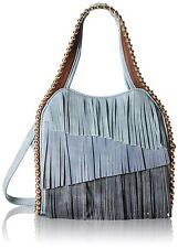 BIG BUDDHA NWT $95 JGYPSY blue large studs  blue light dark woman's purse