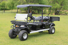 HAWK ELECTRIC UTV 4 SEAT RESORT CART - SPECIAL $11,275 - 1 ONLY