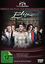 COFANETTO DVD - ELISA DI RIVOMBROSA SERIE STAGIONE 1 (8 DVD) - NUOVO!!