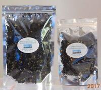 BLACK CURRANT Flavored LOOSE LEAF TEA - 1 & 4 oz. Packages