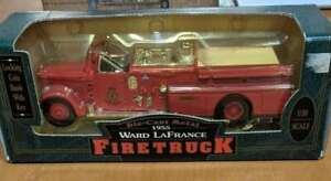 Die Cast 1955 Ward LaFrance Fire Truck