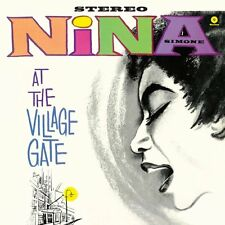 Nina Simone - At The Village Gate LP Vinile WAX TIME RECORDS
