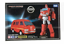 Transformers Takara Masterpiece MP27 Ironhide NUOVO IN SCATOLA SIGILLATA
