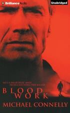 BLOOD WORK unabridged audio book on CD by MICHAEL CONNELLY - Brand New 13 Hours!