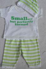 Vestiti bianchi in misto cotone per bambino da 0 a 24 mesi