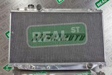 Mishimoto 3 Row X-Line Manual Aluminum Radiator for 93-98 Toyota Supra MK4 2JZ