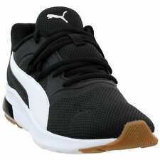 Puma Electron Star  Casual Training  Shoes - Black - Mens