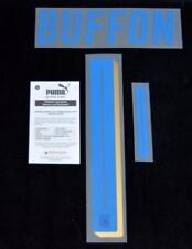 Italia Buffon 1 euro 2016 Camisa nombre/número Set Kit Portero Azul