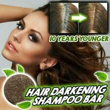 Hair Darkening Shampoo Bar - 100% Natural Organic Conditioner&Repair Essence  US