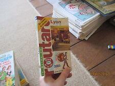 GUIDE DU ROUTARD lyon 2003