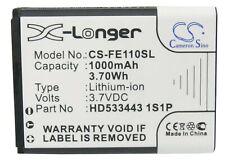 Hd533443 1S1P Battery for Fiio E11 1000mAh / 3.70Wh Li-ion 3.70V New