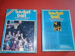 1974 Sports Illustrated Basketball Strategy Game