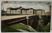 Pittsburgh Pa The Carnegie Library, Pittsburg Pa 1909  Rochester Pa Postcard E3
