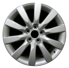 "17"" Audi A4 2009 2010 2011 2012 Factory OEM Rim Wheel 58837 Silver"