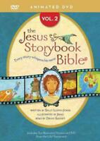 THE JESUS STORYBOOK BIBLE ANIMATED DVD - LLOYD-JONES, SALLY/ JAGO (ILT)/ SUCHET,