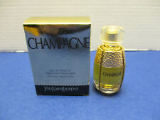 Yves Saint Laurent Champagne Eau de Toilette Refillable Spray .7 Oz 20 Ml