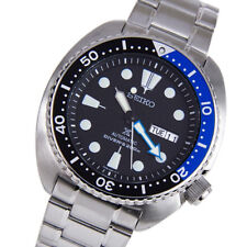 SEIKO Prospex Turtle SRP787K1 Automatic 200m Diver Navy & Black Original Box @