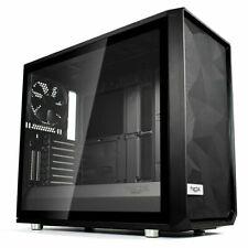 Fractal Design Meshify S2 Full Tower Gaming Case - Black USB 3.0 Midi Tower NEW