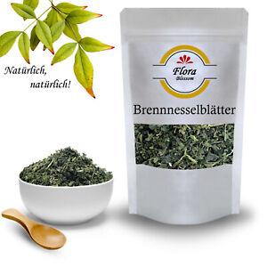 Brennnesseltee - Brennesselblätter Geschnitten - Brennessel Tee Getrocknet