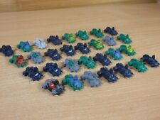 30 PLASTIC WARHAMMER EPIC SCALE ORK BATTLEWAGONS PART PAINTED (683)