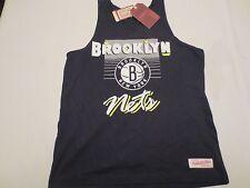 MITCHELL & NESS NBA BROOKLYN NETS RETRO 90's TANK MENS SIZE SMALL S NWT